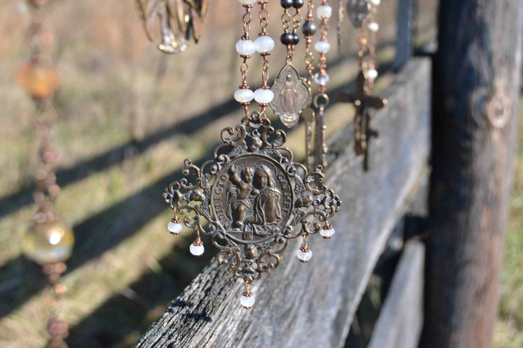 Handcrafted Catholic Jewelry by Immaculata Designs